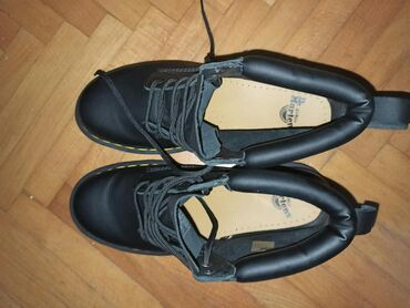 Dr martens - Srbija: Dr Martens čizme poluduboke, kupljene u januaru 2020, nisu nošene, 43