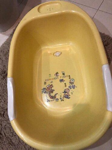 Детская ванночка для купания, б/у