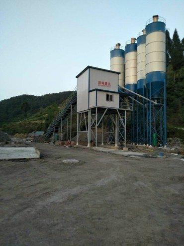 Бетонный завод в наличии 75куб в час в Бишкек