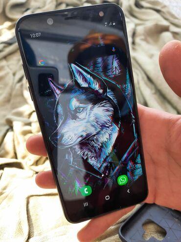 Samsung - Saray: Samsung a 6 hecbir prablemi yoxdu usdada olmayb cizigi bele yoxdu