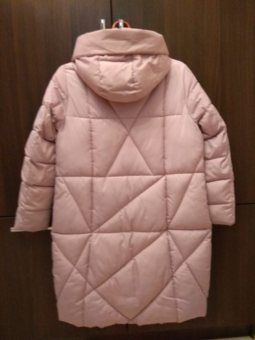 Женская куртка зима нежно розового в Бишкек