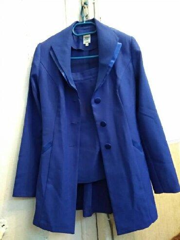Костюм пиджак и юбка в Сабаиль - фото 2