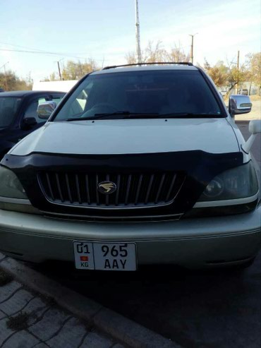 Toyota Harrier 1999 в Бишкек