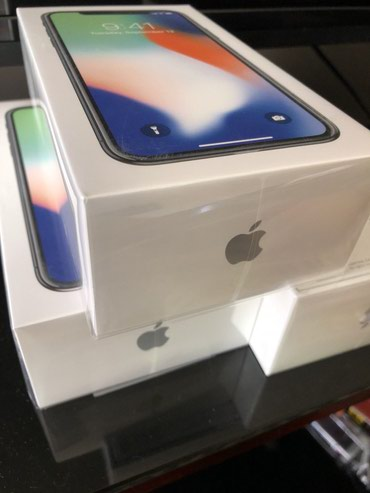 WhatsApp Chat : + Apple iPhone X Unlocked comes with 1 year Apple σε Stageira - Akanthos