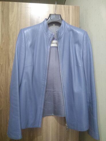 Куртка из натуральной кожи, фирменная Sergio DanielliƏsl dəridən marka