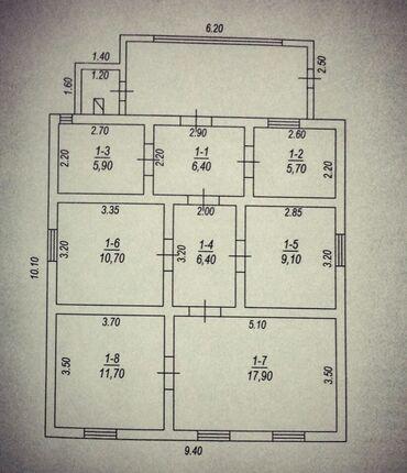 Недвижимость - Красная Речка: 114 кв. м, 5 комнат