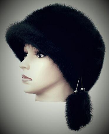 Норка шапка