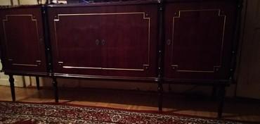 """деревянный комод в Азербайджан: Комод,, Румыния""""б/у в хорошем состояние.Продаю в связи с"""