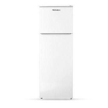 арматура баасы ош в Кыргызстан: Новый Двухкамерный Белый холодильник Shivaki