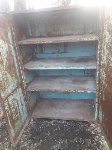 Продаю шкаф железный высота 1м 55см ширина 1м 20 см металл советский