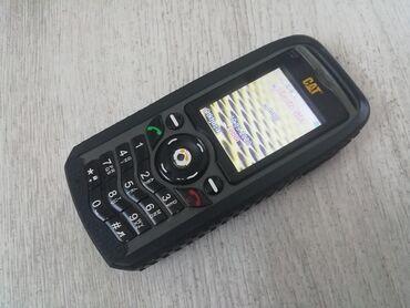 Cat - Srbija: Cat B25Odlican i potpuno ispravan telefon.Dual sim.Otporan na vodu i