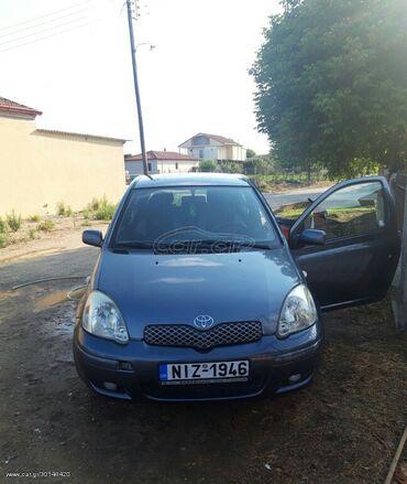 Toyota Yaris 1.4 l. 2004 | 155000 km