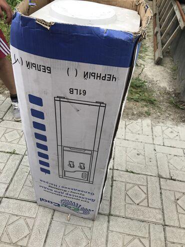 Кулеры для воды в Кыргызстан: Диспенсер для воды нагревающий и охлаждающий