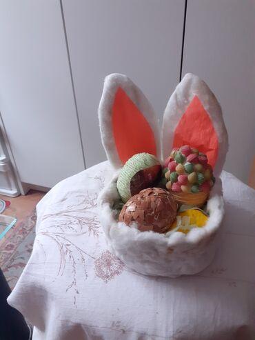 Novo u vasem domu dekoracija za uskrsnje praznike pogodan poklon vama