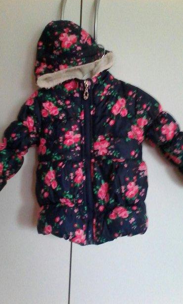 Dečije jakne i kaputi | Mladenovac: Nova jakna za devojcice br 2. Obucena par puta