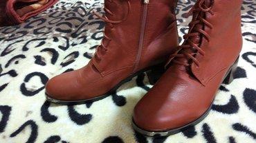 Деми сезонные ботинки medea, 40 размер. в Бишкек