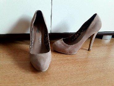 Ženska obuća   Sremska Mitrovica: Zara salonke broj 39