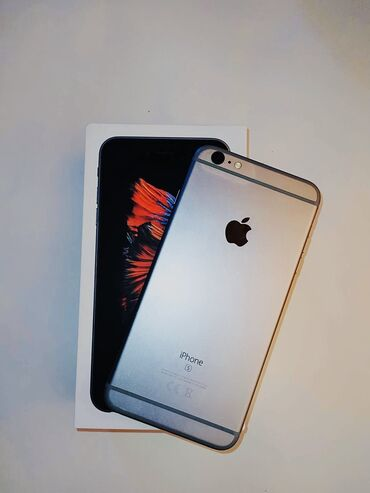 Χρησιμοποιείται iPhone 6s Plus 32 GB Space Gray