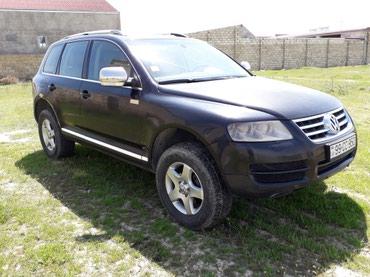 Volkswagen Azərbaycanda: Volkswagen Touareg 2 l. 2004 | 25000 km