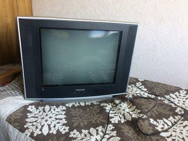 golder телевизор пульт в Кыргызстан: Телевизор Самсунг! В рабочем состоянии. Пульт есть! Есть поставка под