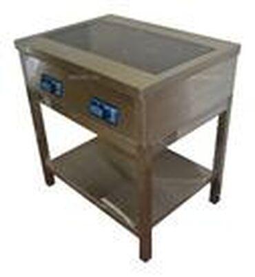 Техника для кухни в Кыргызстан: Плита индукционная ЦМИ ПИ-2 (820х600х870 мм) Установка