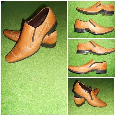 Kozne flekica samo - Srbija: Muske kozne cipele br.42/43 U extra stanju kozne cipele za samo 2000