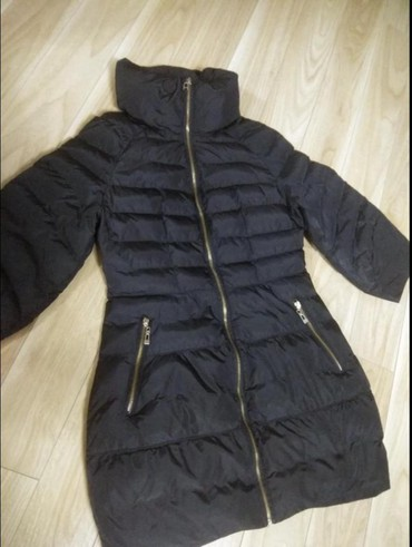 Продаю женскую куртку пуховик от известного бренда Moncler размер напи