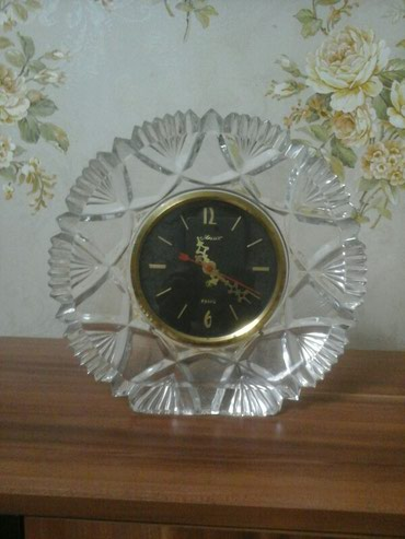 Sumqayıt şəhərində Əntiq saatlar