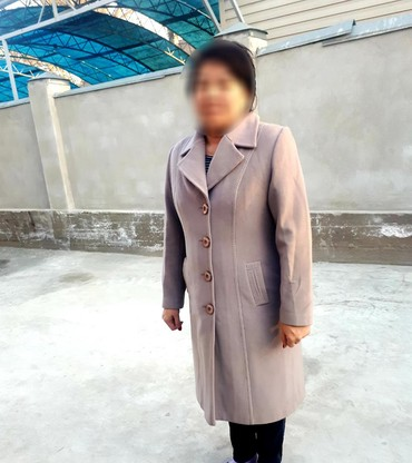 Продается женское пальто осень-зима. производство турция. материал каш