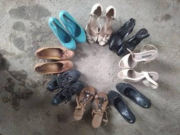 Распродажа женские обуви, размер разные 35-37, состояние очень хорошие