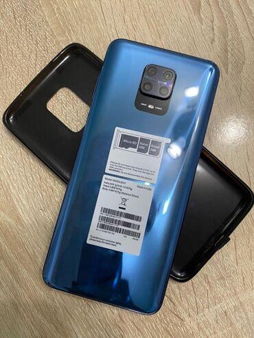 Xiaomi Note 9 Pro | 64 ГБ | Синий | Б/у | Сенсорный, Отпечаток пальца, Две SIM карты