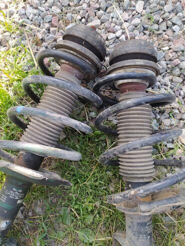 запчасти мерседес вито 639 в Кыргызстан: Мерседес Вито 639 кузов передние пружина амортизатор ступица тормозной