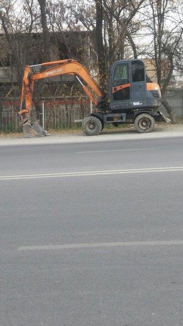 эксковатор услуги транщей септики  и т д 0705 13 48 48 в Бишкек