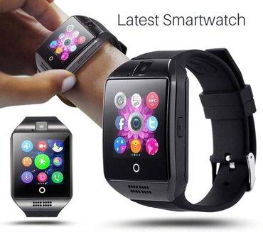 Smart watch q18 pametan sat sim-kamera, model za 2018 godinu  beli, si - Beograd