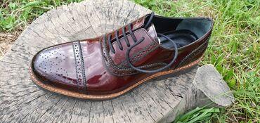 профнастил заборный цена в Кыргызстан: Кожаная обувь. Абсолютно новая. Цена окончательно. Обмена нет