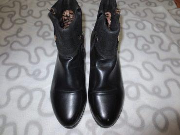 Демисезонные ботинки. Состояние хорошее. 40 размер. в Бишкек