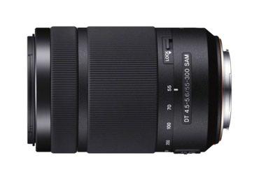 Объектив sony DT55-300mm F4.5-5.6 sam в идеальном в Лебединовка