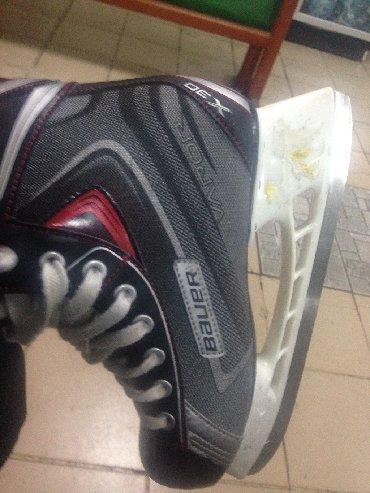 bauer в Кыргызстан: Хоккейные коньки BAUER vapor X30 отличном состоянии размер 38