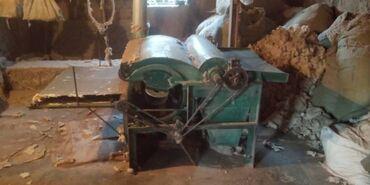 Оборудование для бизнеса - Кызыл-Кия: Пахта тазалоочу станок сатылат