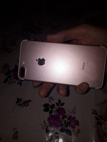 Bakı şəhərində Iphone 7 plus... Rose gold. . Heç bir problemi yoxdu. Ciziği bele