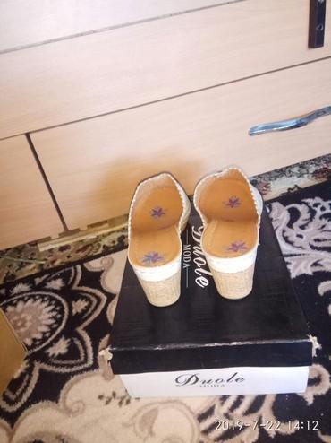 sabo sportivnye в Кыргызстан: Продаю жен.обувь.Состояние отл.пару раз одевала