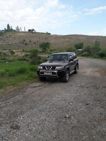 Транспорт - Гавриловка: Nissan Patrol 2.8 л. 1998