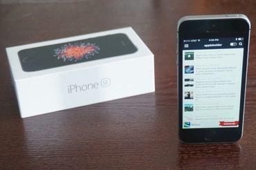 IPhone 5 SE 32GB SpaceGrey  в Бишкек