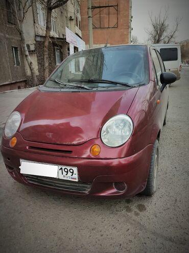 Daewoo Matiz 0.8 л. 2008   110 км