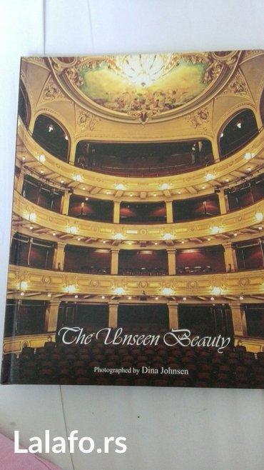 Knjiga debeli povez na engleskom jeziku - Belgrade