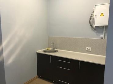 сдается помещение под офис в Кыргызстан: Сдаётся помещение под офис с евроремонтом на длительный срок в 100 в