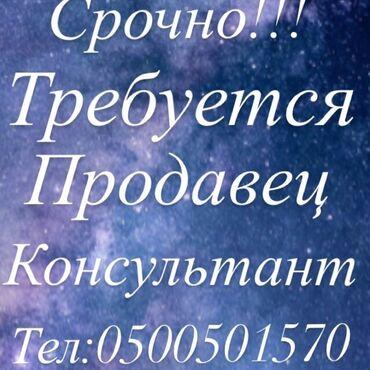 Требуется сборщик кухонной мебели без опыта - Кыргызстан: Продавец-консультант. Без опыта. 5/2