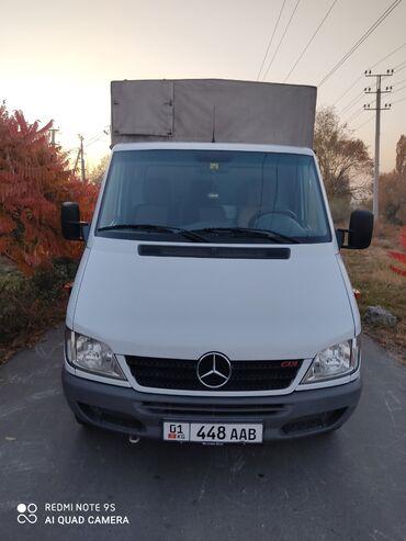 электро мото в Кыргызстан: Mercedes-Benz Sprinter Classic 2.2 л. 2006   2290000 км