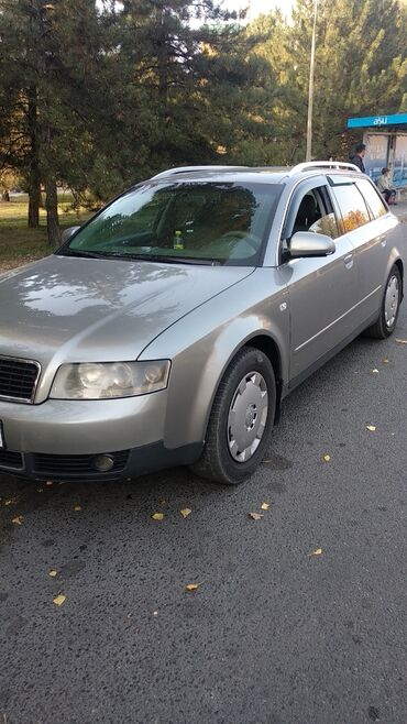 audi rs 7 4 tfsi в Кыргызстан: Audi A4 2.4 л. 2003 | 299000 км