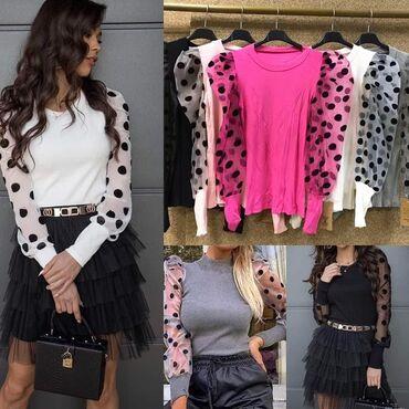 Ostalo | Srbobran: Prelepe bluze Cena 1650 din